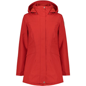 Icepeak Ep Aliceville Parka Women coral/red